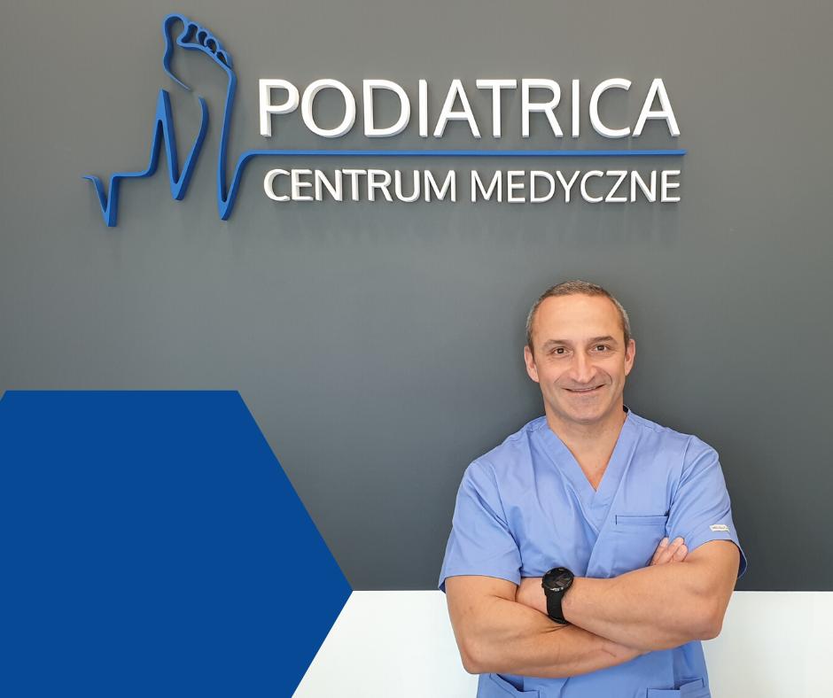 Dr n med. Paweł Zieliński