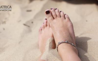 Jak zadbać o stopy latem?